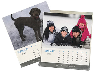New Jewel Case & Desk Calendar